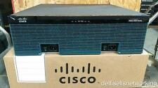 CISCO3925E-V/K9 Voice Bundle Router - voice/fax module - GigE 256MB CF/1GB DRAM