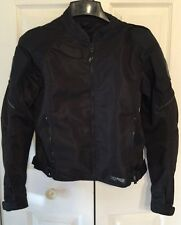 Shift Motorcycle Jacket Black Armored