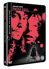 From Hell (DVD, 2007, 2-Disc Set)