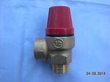 Glowworm Protherm 80E 80EC 100EC 15 3Bar Pressure Relief Safety Valve 0020025271