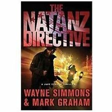 Jake Conlan: The Natanz Directive : A Jake Conlan Thriller 1 by Wayne Simmons an