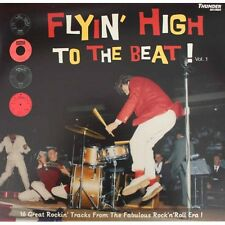 Flyin' High To The Beat Vol. 1 various artists Rockabilly LP NEW ! gene vincent