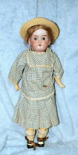 "14"" ANTIQUE GERMAN BISQUE DOLL ARMAND MARSEILLE FLORADORA C.1915"