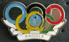 LONDON '12 Olympic ANGOLA NOC Internal team - delegation pin