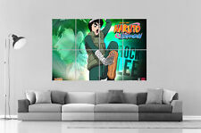 Naruto Shippuden Lee ANIME  Wall Art Poster Grand format A0 Large Print