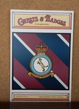 Royal Air force Station Hemswell Crests & Badges of the armed services