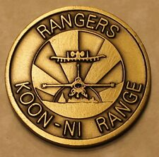 Rangers Koon-Ni Range Shack! Air Force Challenge Coin