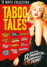 Taboo Tales: 12 Movie Collection (DVD, 2013, 3-Disc Set) - NEW!!