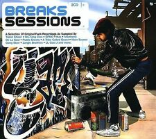 Breaks Sessions by Various Artists (CD, 6/02, 2 CDs, Sessions Records) (cd2596)