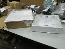 "Home Network Center 14"" Enclosure & Cover Cat# HNFE-1414 White (NIB)"
