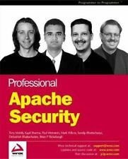 Professional Apache Security (Programmer to Programmer) by Sandip Bhattacharya,