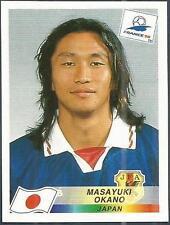 PANINI WORLD CUP FRANCE 1998- #532-JAPAN-MASAYUKI OKANO