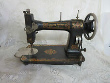 Vintage White Rotary USA Sewing Machine FR383234 for Parts or Repair