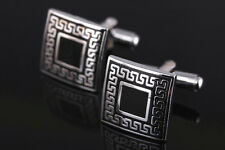 New Vintage Square Totem Mens Wedding Party Gift Business Cufflinks