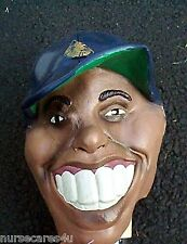 DELUXE TIGER WOODS GOLFER HALLOWEEN MASK LATEX MEN WOMEN CHILDREN