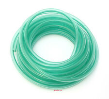 "☆ Helix Clear Green Polyurethane Fuel Line • 3/16"" (5mm) SOLD BY THE FOOT ☆"