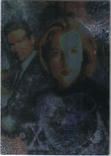 X FILES SEASON 3 ETCHED FOIL CARD i4