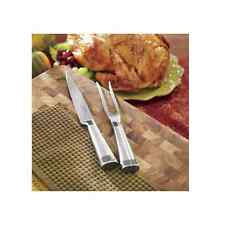 Oneida Cutlery 2 Piece Stainless Steel Carving Set