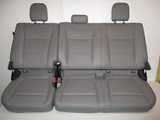 2015- 2017 FORD EXTENDED CAB F150 GRAY REAR SEAT OEM NEW TAKE-OFF!!!