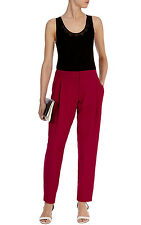Karen Millen Tailored Trouser With Ruffles UK10
