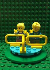 NEW LEGO BOY & GIRL on Merry-Go-Round 60134 fun in the park minifigure minifig