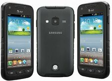 NEW  UNLOCKED  AT&T Samsung Galaxy Rugby Pro I547 Smartphone 4G 8GB Super AMOLED