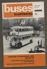 BUSES ILLUSTRATED Coaches Brighton & Blackpool. Bradford Bournemouth    f2.162