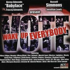 CD & DVD - WAKE UP EVERYBODY - YOKO ONO; LENNY KRAVITZ; WMMYLOU HARRIS; EVERCLEA