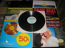 GIANT LOT OF 8 LP'S-101 STRINGS INCLUDING 2 DOUBLE LP'S 30'S/50'S/VIENNA ETC