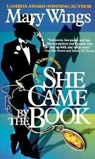 She Came by the Book (Mistery), Literature & Fiction, Women Sleuths, Mary Wings,