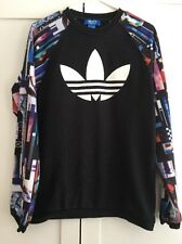 Adidas Black Sweatshirt, Men's size S
