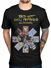 RED HOT CHILI PEPPERS  THE GETAWAY  T Shirt Licensed Merchandise  LARGE