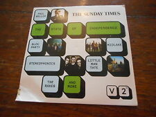 Paul Weller The State Of Independence The Sunday Times Music CD Disc