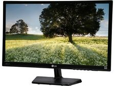 "LG 23MP47HQ Black 23"" 5ms HDMI Widescreen LED Monitor IPS 250"