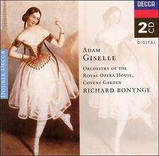 Adam: Giselle, Orchestra of the Royal Opera Hou, New Import