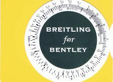 BREITLING RECHENSCHIEBER FOR BENTLEY I332
