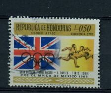 Honduras 1968 SG#731 50c Olympic Games Used #A26982