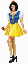 Sexy Short Snow White Adult Costume