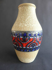 VASE PICHET SEVENTIES FAT LAVA W. GERMANY ART POTERY KERAMIK CERAMIQUE