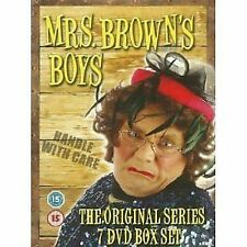 Mrs Browns Boys Complete Box Set Series Collection Seasons 1 2 3 4 5 6 7 DVD