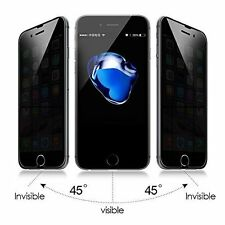 Anti Spy Matte Privacy Tempered Glass Screen Protector For Apple iPhone 7 Plus