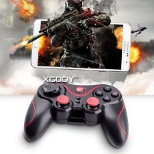 Wireless Bluetooth Gamepad Gaming Joystick Game Controller for PC Android IOS