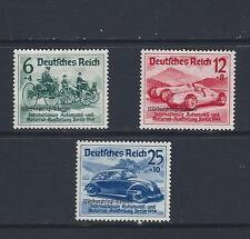 3rd REICH AUTO EX SET OF 3 WITH NURBURGRING O/Ps MNG