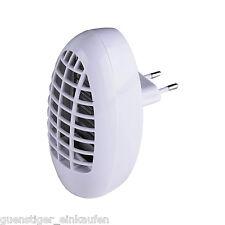 Insetticida elettrico UV per Presa di corrente fino a 30qm Mosche, Moscerini