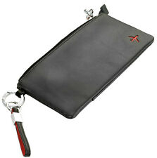 Troika RED PEPPER Travel POUCH Document Passport Wallet keyring handle TRV32LE