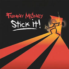 Funny Money Stick It Cd New/Sealed Kix  Steve Whiteman
