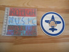 CD pop the Blue AEROPLANES-rough Music (13 chanson) Beggars Banquet