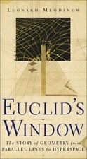 Euclid's Window : The Story of  Geometry from Parallel Lines to Hypers-ExLibrary
