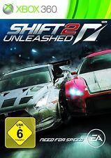 Need For Speed Shift 2  Unleashed Xbox 360 NEU & OVP