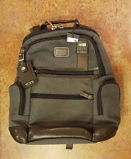 New! Tumi 'Knox' Alpha Bravo Backpack Bag Gray 222681AT2 MSRP $365